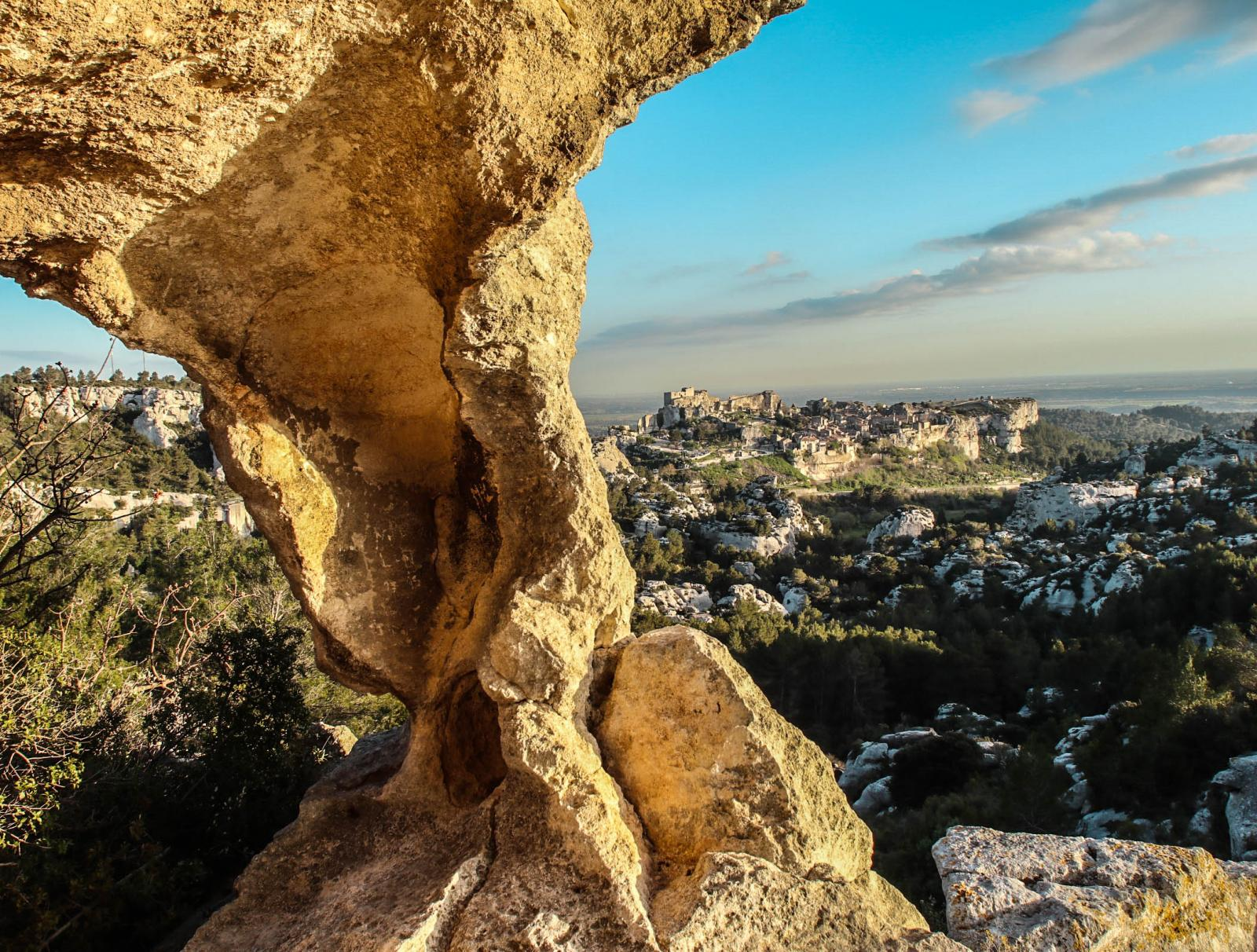 Parcs Naturels Régionaux en Provence: PNR des Alpilles