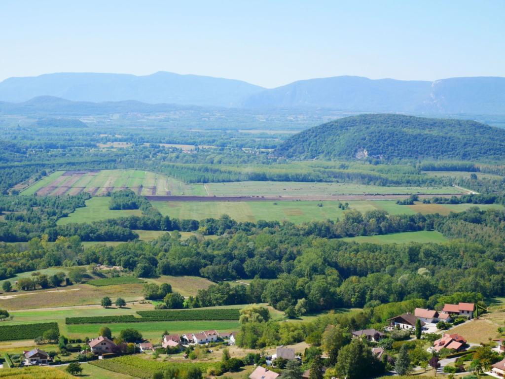© CEN Savoie - Vue générale sur la Chautagne