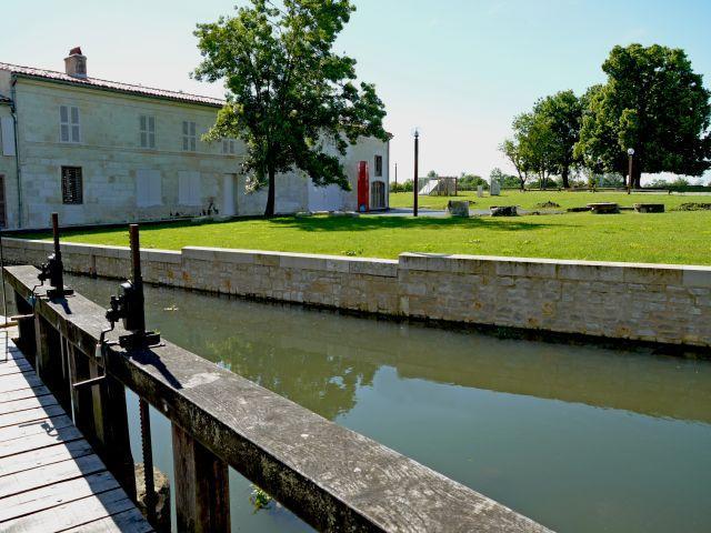 Moulin de chez Bret à JOnzac