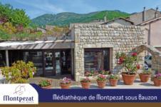 Médiathèque municipale de Montpezat-sous-Bauzon