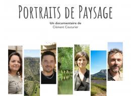 Portraits de paysages