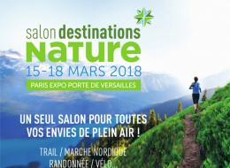 Salon Destination nature, le rendez-vous des randonneurs !